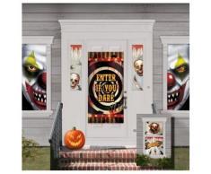 33 decorazioni per la casa Halloween Taglia unica