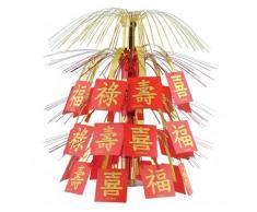Centrotavola Capodanno cinese Taglia Unica