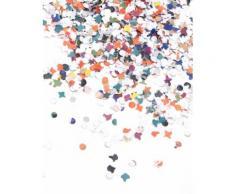Confezione coriandoli multicolore 5 kg Taglia Unica