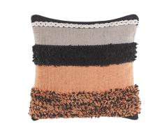 Cuscino decorativo in lana 45 x 45 cm multicolore MIHALGAZI