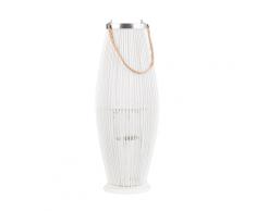 Lanterna bianca 84 cm TAHITI