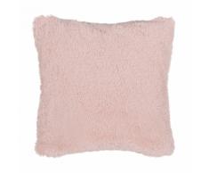 Cuscino decorativo 42 x 42 cm rosa PARGI