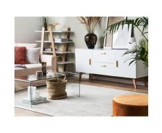 Credenza in colore bianco MEET II