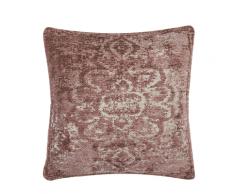 Cuscino decorativo 45 x 45 cm rosa VAKAYAR