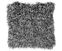 Cuscino decorativo nero/bianco 45 x 45 cm CIDE