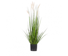 Pianta artificiale in vaso 87 cm REED PLANT