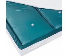 Materasso ad acqua - 160x200x20cm - DUAL - Senza riduzione delle ondulazioni