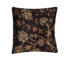 Cuscino decorativo 45 x 45 cm marrone KARUR