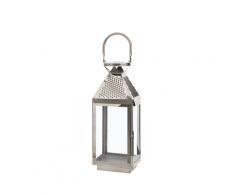 Lanterna in argento 40 cm BALI