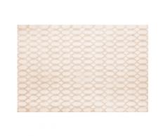 Moquette beige 140 x 200 cm a pelo corto CIZRE