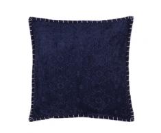 Cuscino decorativo blu scuro MELUR