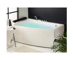 Vasca da bagno con idromassaggio destra SERRANA