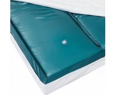 Materasso ad acqua - 200x200x20cm - DUAL - Senza riduzione delle ondulazioni