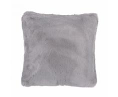 Cuscino decorativo 42 x 42 cm grigio TANDUR