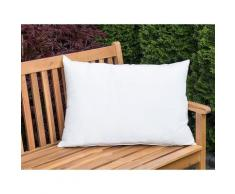 Cuscino da giardino beige 50x70 cm