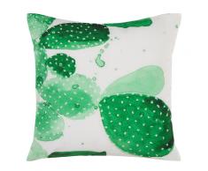 Cuscino da esterno verde 45 x 45 cm OSTINA