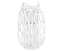 Lanterna bianca 40 cm MAURITIUS