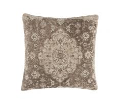 Cuscino decorativo 45 x 45 cm marrone MIMISAL