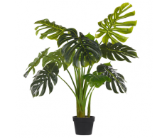 Pianta artificiale in vaso 113 cm MONSTERA PLANT