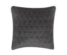 Cuscino decorativo 45 x 45 cm grigio LALAM