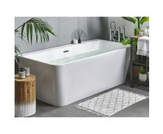 Vasca da bagno freestanding bianca HASSEL