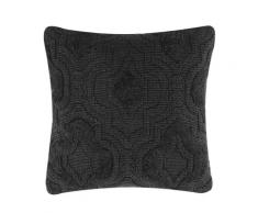 Cuscino decorativo 45 x 45 cm grigio PAIKA