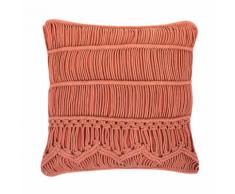 Cuscino decorativo arancione 45x45 AKKOY