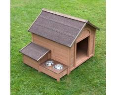 Cuccia per cani Sylvan Comfort - L 104 x P 91 x H 81 cm
