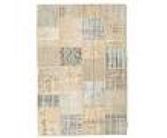 Annodato a mano. Provenienza: Turkey Tappeto Patchwork 158x230 Tappeto Moderno