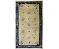 Annodato a mano. Provenienza: China Tappeto Cinesi Antichi Peking 370x630 Tappeto Moderno