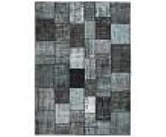 Annodato a mano. Provenienza: Turkey Tappeto Patchwork 253x350 Tappeto Moderno