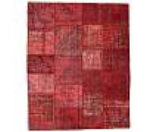 Annodato a mano. Provenienza: Turkey Tappeto Patchwork 195x244 Tappeto Moderno