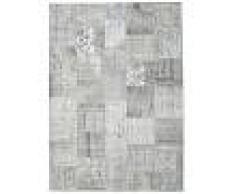 Annodato a mano. Provenienza: Turkey Tappeto Patchwork 251x352 Tappeto Moderno