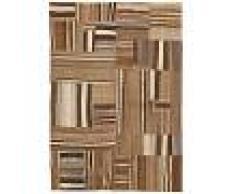 Annodato a mano. Provenienza: Turkey Tappeto Kilim Patchwork 165x234 Tappeto Moderno
