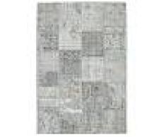 Annodato a mano. Provenienza: Turkey Tappeto Patchwork 160x232 Tappeto Moderno