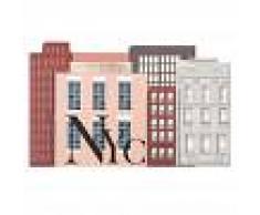 Maisons du Monde Tovaglietta con stampa New York
