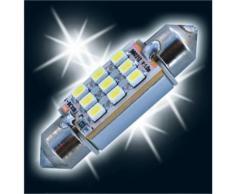 Kit 2 Lampade Optima 9 Led A Siluro