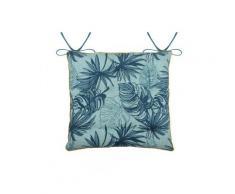 Cuscino per sedia Longbeach Blu