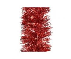 Ghirlanda di Natale (Ø10 cm) Luxe Alpine Rosso