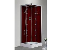 Box doccia idromassaggio quadrato Enea
