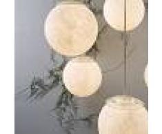 In-es.artdesign Lampade a sospensione Sei lune - Nebulite