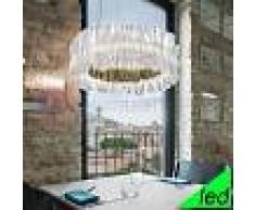 Slamp Accordeon Lampada A Sospensione A Led Integrato Design Moderno D.57