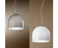 Due P Illuminazione Bowl Lampada A Sospensione A 2 Luci In Vetro Soffiato Design Moderno