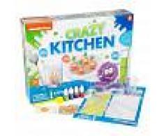 Regala giochi e modellismo Crazy Kitchen - Laboratorio cucina