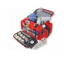 Borsa di pronto soccorso kit emergenza gima 6 piena