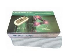 Dispositivo magnetoterapia dì plug dp100-004 con stuoia 160 x 190 matrimoniale
