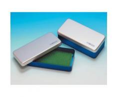 Scatola alluminio - 18,5 x 9,5 x h 3 cm