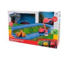 Chuggington Set 10 Binari + Treno - Giochi Preziosi - Rescue