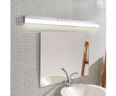 Lampada LED da parete per bagno Dolores