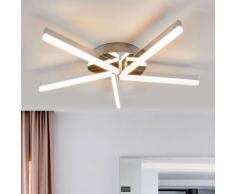 Plafoniera LED Patrik per il bagno a 5 luci IP44